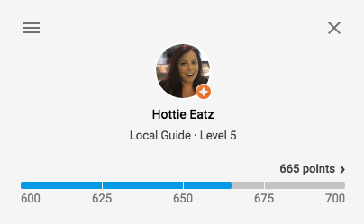 hottie-eatz-google-local-guides-toronto-moderator